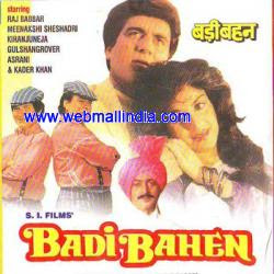 Badi Bahen 1993 Hindi Movie Watch Online