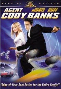 Agent Cody Banks 2003 Hindi Dubbed Movie Watch Online