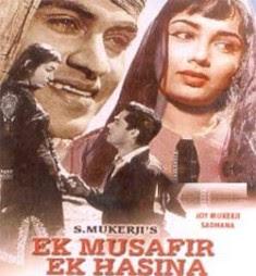 Ek Musafir Ek Hasina 1962 Hindi Movie Watch Online