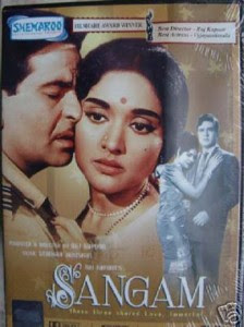 Sangam 1964 Hindi Movie Watch Online