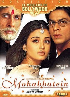 Mohabbatein 2000 Hindi Movie Watch Online