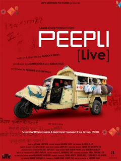 Peepli Live 2010 Hindi Movie Watch Online