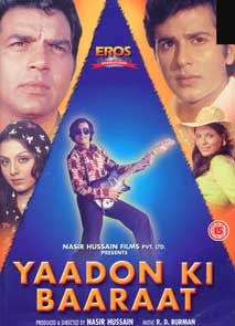 Yaadon Ki Baaraat (1973) - Hindi Movie