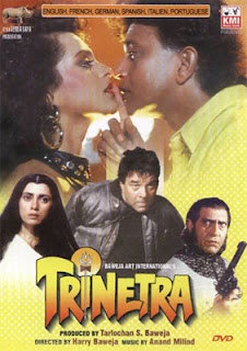 Trinetra 1991 Hindi Movie Watch Online