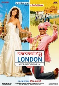 Namastey London 2007 Hindi Movie Watch Online
