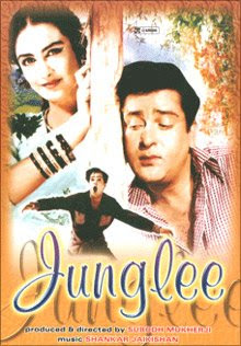 Junglee 1961 Hindi Movie Watch Online