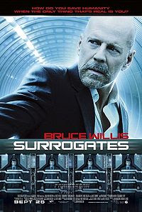 Surrogates 2009 Hindi Dubbed Movie Watch Online
