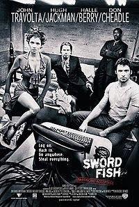 Swordfish 2001 Hindi Dubbed Movie Watch Online