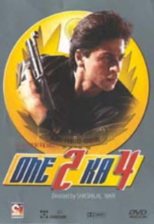 One 2 Ka 4 (2001 - movie_langauge) - Shahrukh Khan, Juhi Chawla, Jackie Shroff, Nirmal Pandey, Dilip Joshi, Dilip Tahil, Akash Khurana, Bharat Dabholkar, Sahila Chadda, Suresh Chatwal, Baby Gazala, Keith Stevenson, Raj Zutshi