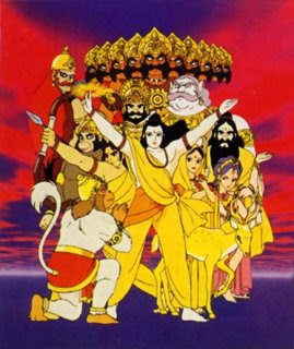 Ramayana: The Legend of Prince Rama (1992 - movie_langauge) -