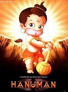 Hanuman 2005 Hindi Animation Movie Watch Online