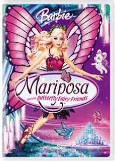 Barbie Mariposa and Her Butterfly Fairy Friends 2008 Hindi Dubbed Movie Watch Online