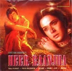 Heer Raanjha 1970 Hindi Movie Watch Online