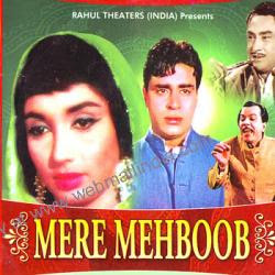 Mere Mehboob 1963 Hindi Movie Watch Online