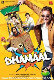 Dhamaal 2007 Hindi Movie Watch Online