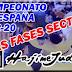 CAMPEONATO DE ESPAÑA SUB-20. <BR>La Fase Sector.