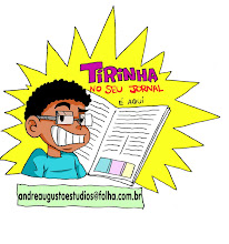 PUBLIQUE MINHAS TIRAS NO SEU JORNAL