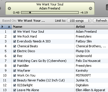 How To Make A Playlist For A Party Baby Shower Edition My Music