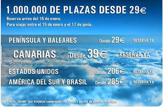 vuelos canarias 39€