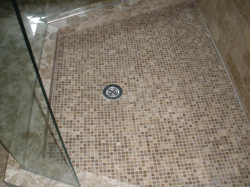The Often Forgotten Shower Floor title=