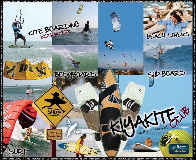 KIYAKITE (Kitesurfing Barranquilla - Puerto Velero - Colombia)