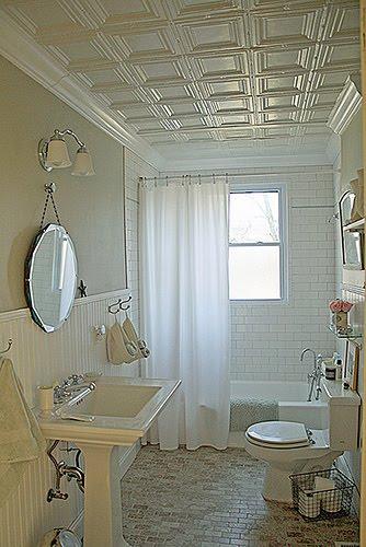 Beadboard Bathroom - Bathrooms Vanitiesss
