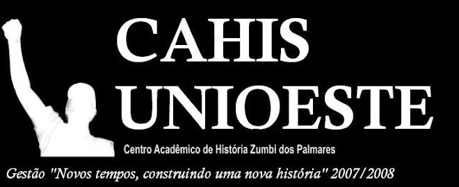 Centro Acadêmico de História - UNIOESTE