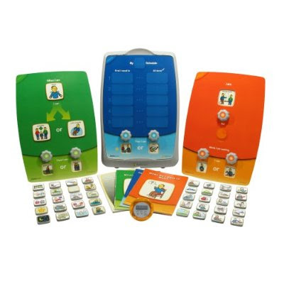 Autism Toys : Choiceworks Visual Support System