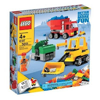 Autism Toys : LEGO Road Construction Set
