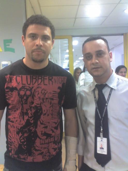 ronaldo e o parceiro do ray meu primo.. no trabalha dele...