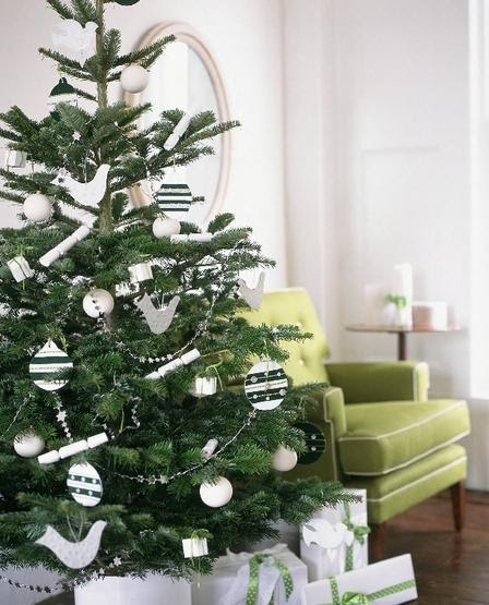 christmas decoration 11 interesting theme colors interior decoratinghome design sweet home - White Christmas Decorating Theme
