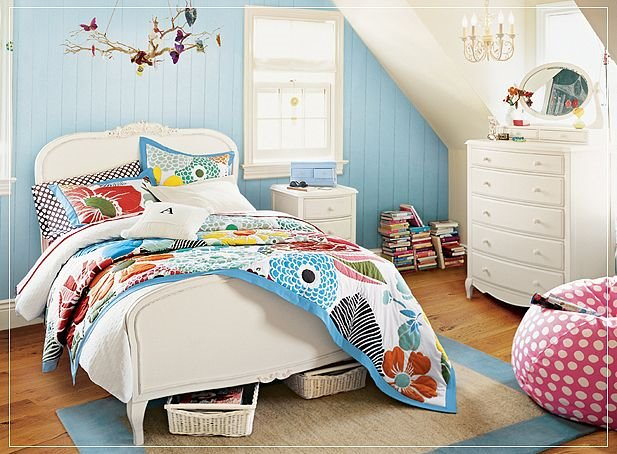 Excellent Cute Teen Girl Bedrooms Blue 617 x 454 · 75 kB · jpeg