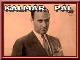 KALMÁR PÁL