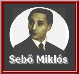 SEBŐ MIKLÓS SLÁGEREI( 1930-asévek)