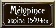 MÉLYPINCE -VOLT EGYSZER EGY VENDÉGLŐ A FEHÉRSAS UTCA SARKÁN