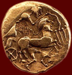 Senovinė moneta