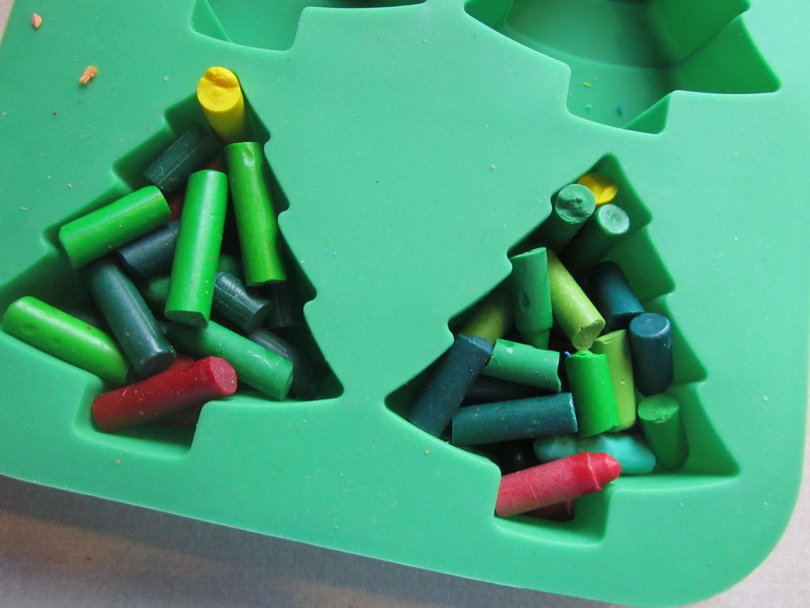 twelve crafts till christmas sunday kids craft crayon ornaments