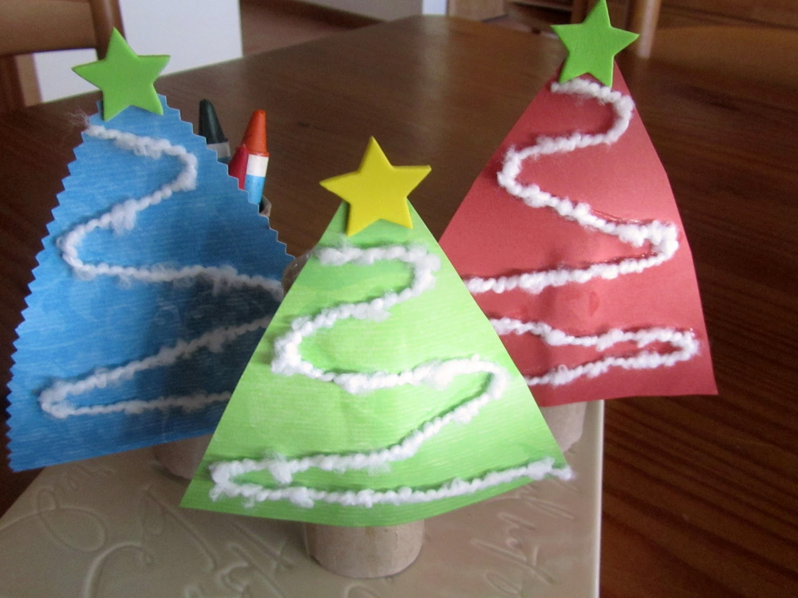 Twelve crafts till christmas holiday party craft