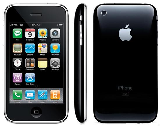 Harga Hp Apple iPhone 3GS 8GB