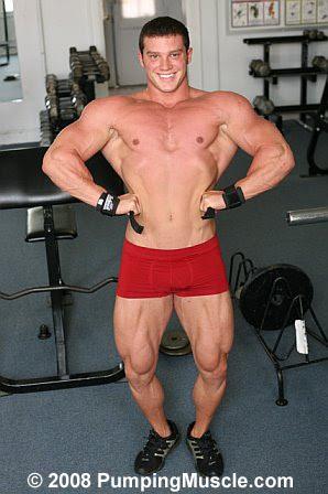 Import Me Plox Joe Bender Sprinter Wrestler Bodybuilder