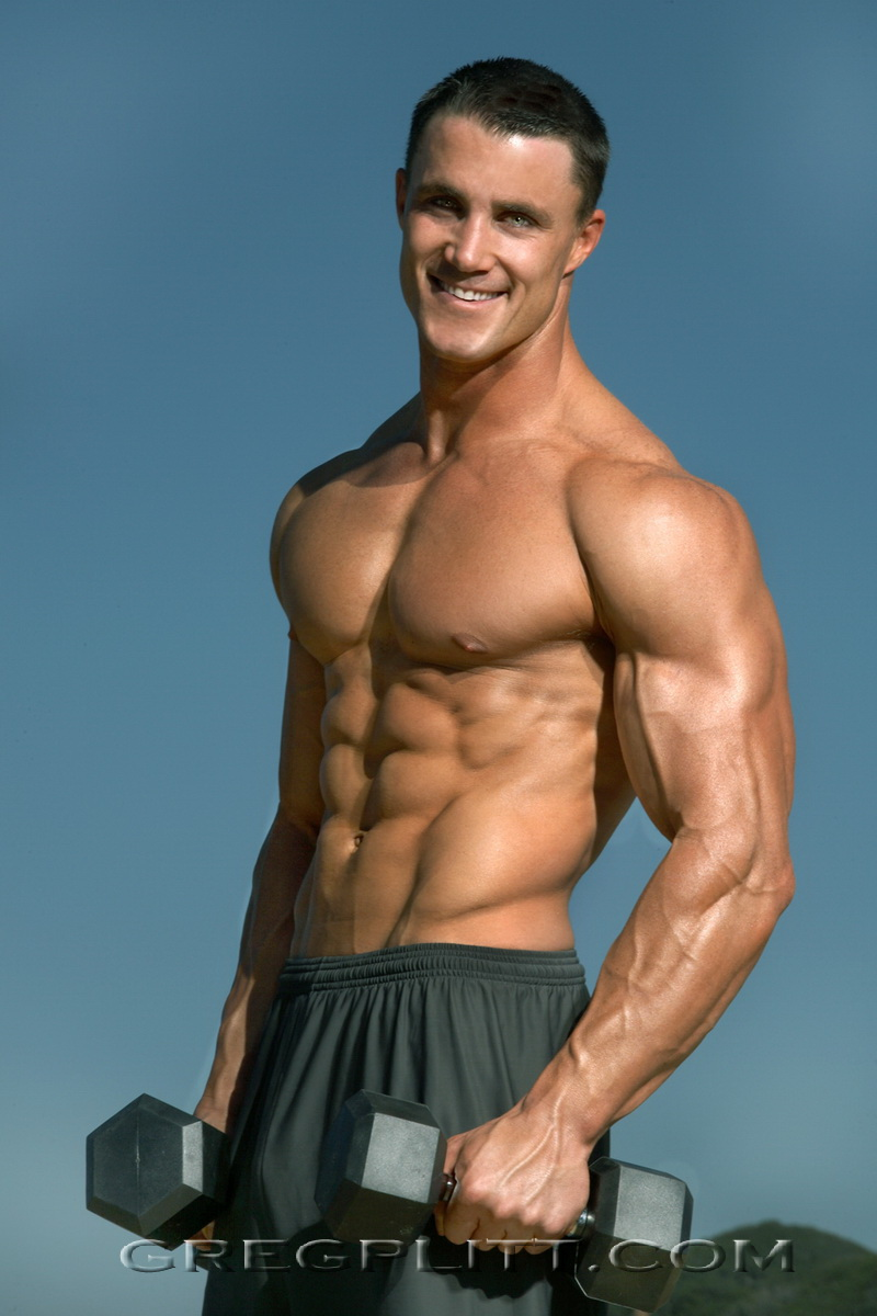 Dating male fitness model