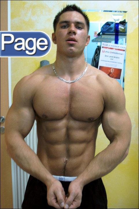 Import Me Plox: Alon Gabbay: Best Bodybuilding Motivation