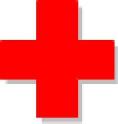 Doações para as vítimas da Chuva - Cruz Vermelha