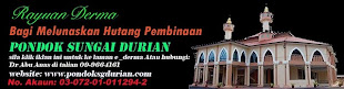 Peluang menambah saham akhirat!