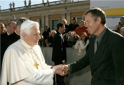Audience u papeže Benedikta XVI. 2.12. 2009