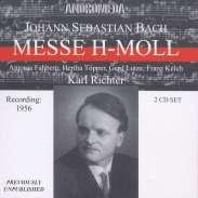 Rare registrazioni live dei primi anni di Karl Richter a Monaco di Baviera (Messa)