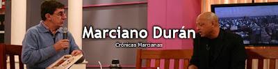 MARCIANO DURÁN: DESECHANDO LO DESECHABLE