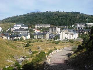 candanchu en septiembre 2010