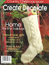 Liz Revit in Create & Decorate December 2010