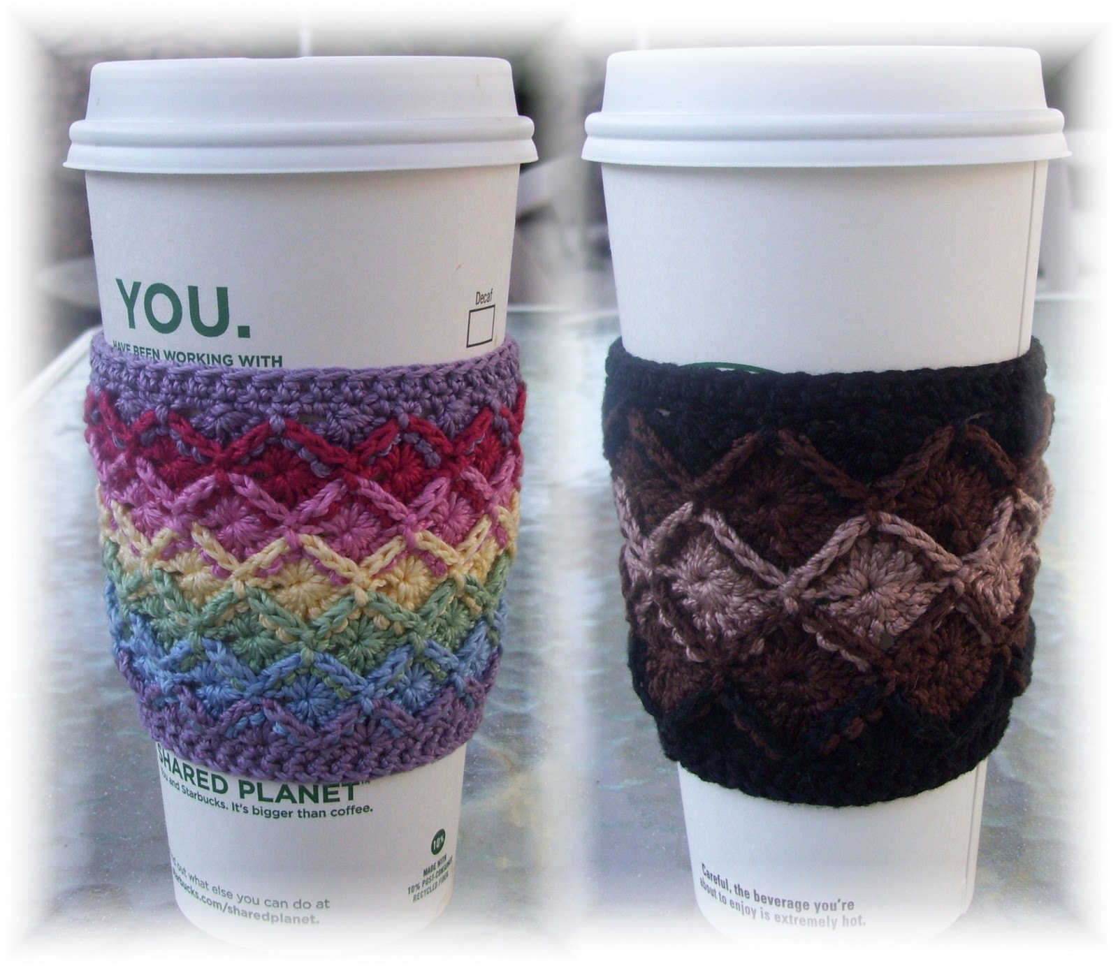 COFFEE SLEEVE PATTERN - Browse Patterns